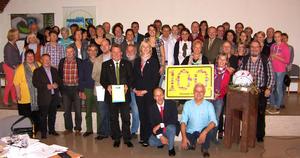 Gruppenfoto Verleihung