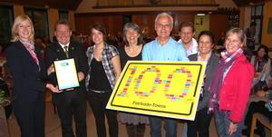 Gruppenfoto Verleihung klein