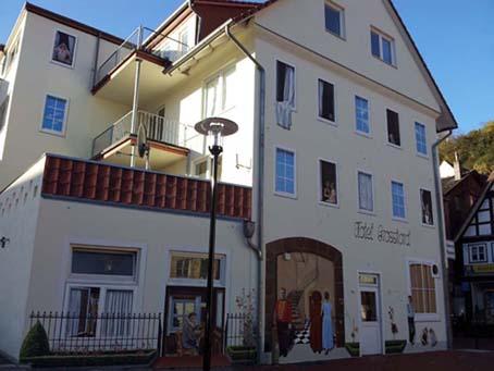 Fassade Lange Straße 90