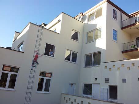 Fassade Lange Straße 90 - 2 -
