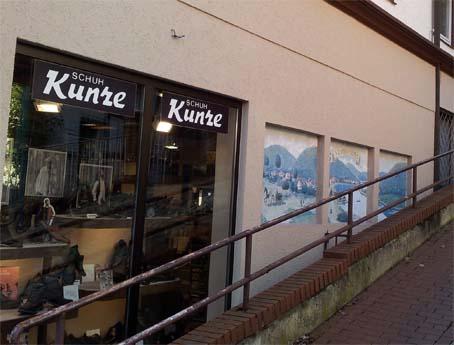 Fassade Lange Straße 105