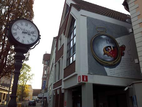 Fassade Lange Straße 111 - 2 -