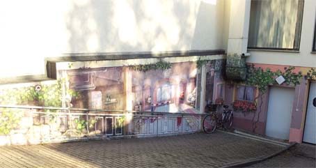 Fassade Herforder Straße 4