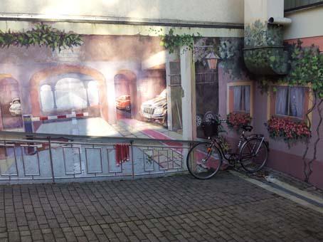 Fassade Herforder Straße 4 - 2 -