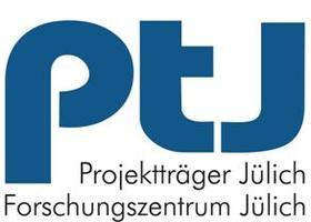Logo Projektträger Jülich