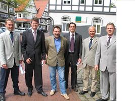 Gesellschaftervertreter Vlotho Marketing GmbH