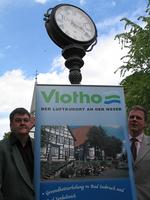 Mitarbeiter Vlotho Marketing GmbH