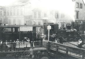 Kleinbahn um 1906