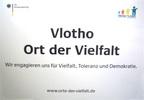 Vlotho - Ort der Vielfalt - Wir engagieren uns für Vielfalt, Toleranz und Demokratie.