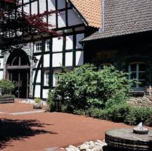 Haus des Gastes in Valdorf