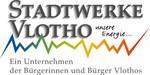 Externer Link: Logo Stadtwerke Vlotho
